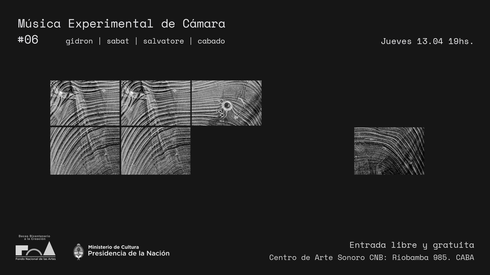 MusicaExperimentalDeCamara