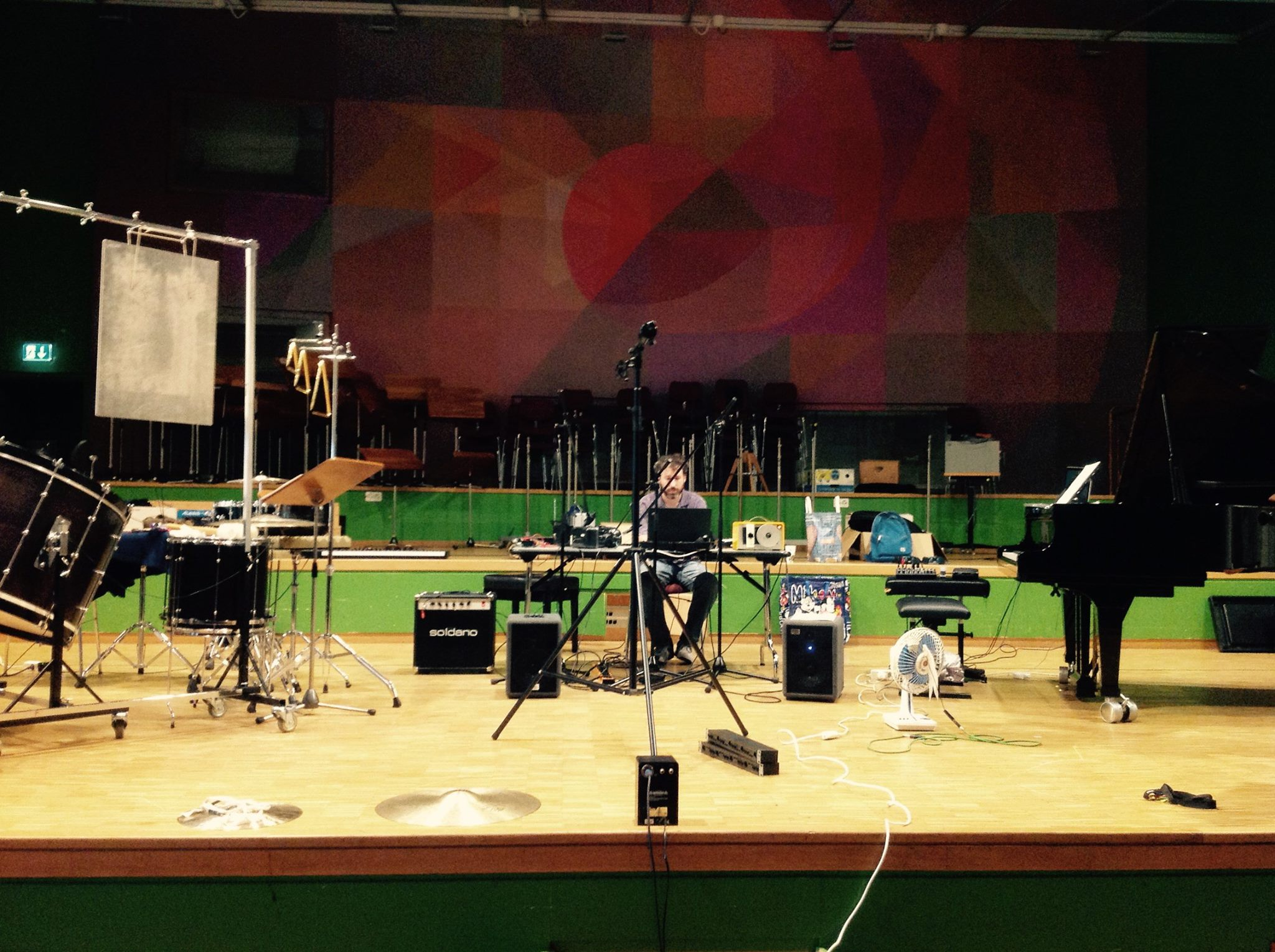 Radio Studio Zurich